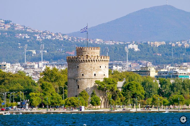 Thessaloniki |N.Greece | Thessaloniki's history encompasses some 2,300 years. It was named for the half-sister of Alexander the Great, whose name derives from the victory (nike) of her (and Alexander's) father, Philip II, over the Thessalonians of central Greece. It was the second city, after Constantinople, in the thousand year-long existence of the Byzantine Empire. It is now the second city of Greece.View more at http://bit.ly/thessalonikicity