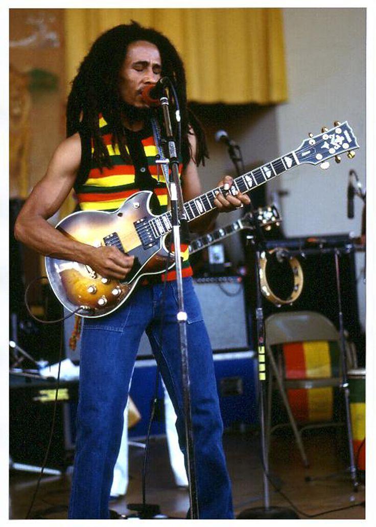 Bob Marley / Yamaha Sg 2000 Rs