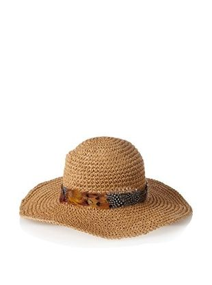 48% OFF Giovannio Women's Cowboy Hat With Feather Band, Coco
