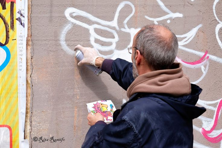 https://flic.kr/p/GgPipZ | Roma. Ex-Fiera di Roma. Graffiti for '9 years of Graff Dream'-The Maya theme. By Bol Pietro Maiozzi. Pappazteco. Wip | Please don't use my images on websites, blogs or other media without my explicit permission - rr.restifo@gmail.com. © All rights reserved