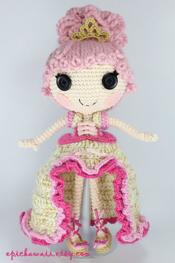 Amigurumi Pattern Dolls : 353 best Amigurumi Dolls images on Pinterest