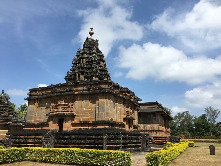 Aghoreshwara Temple in Ikkeri village, Sagara, Karnataka