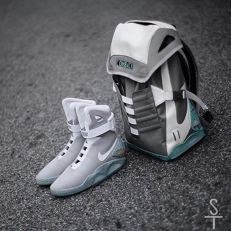 Nike Air Mag - Sick ASF! Just need the hover board