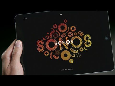 Look inside the new Sonos Controller app!