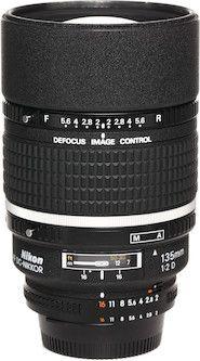 Nikon 135mm f2