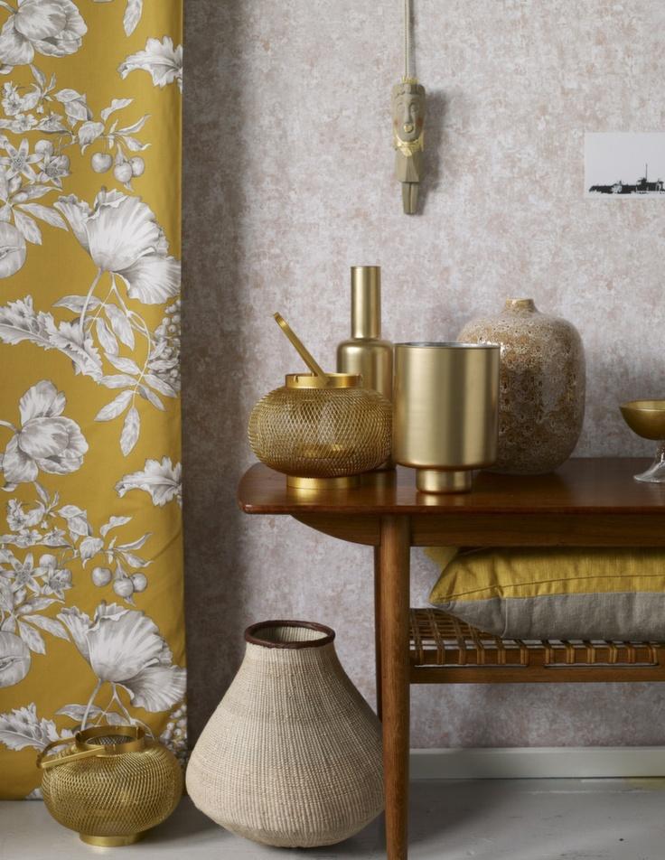 Lys upp ditt hem med små detaljer i guld | Leva & bo | Heminredning Allt för Hus & Hem | Expressen
