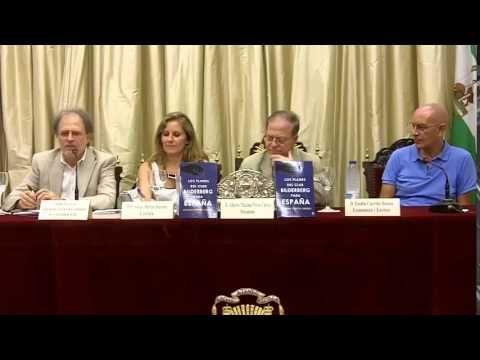 Presentación de 'Los planes del Club Bilderberg para España' en el Atene...