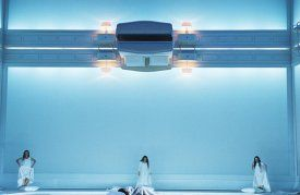 Rusalka (Dvorak) - Opera de Paris. Sets: Michael Levine