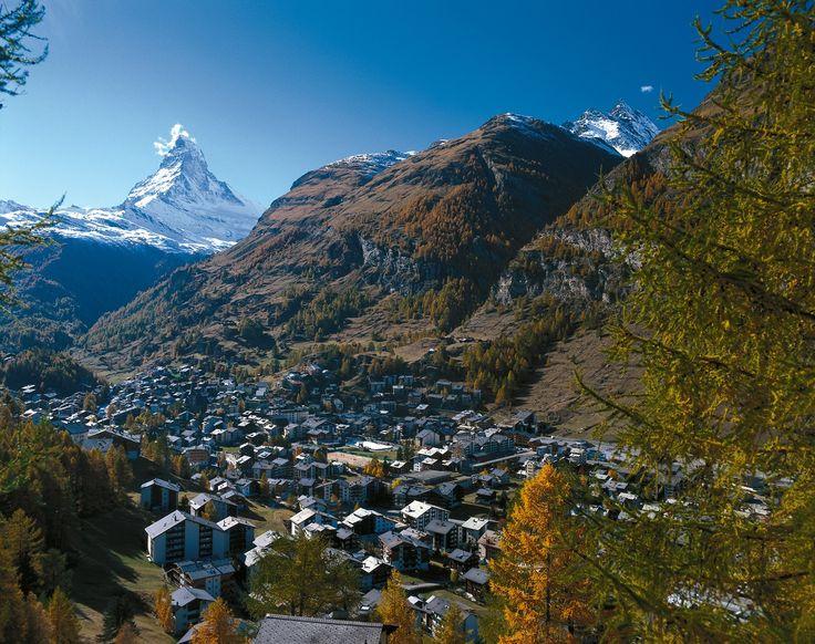 how to get to zermatt switzerland