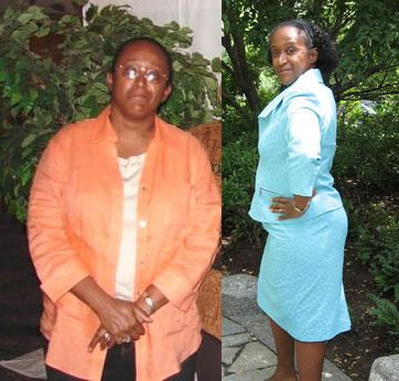 Jeanine Lost Weight to Get Healthy, Not Skinny! Before and after story of weight loss transformation and inspiration!  Love the motivation... via TheWeighWeWere.com