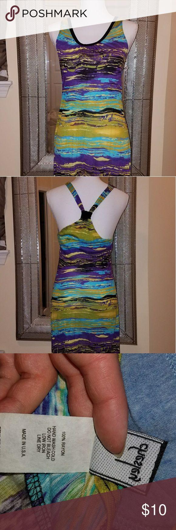 Multi color dress size l Multi color dress size l Cheesy  Dresses Mini