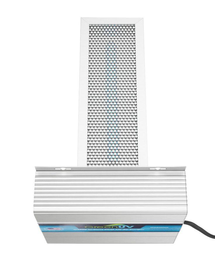 G2000 Air Purifier Whole House TIO2 PCO photocatalytic