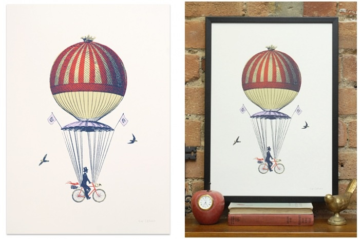 Ride Above It by Chase and Wonder | The Calm Gallery