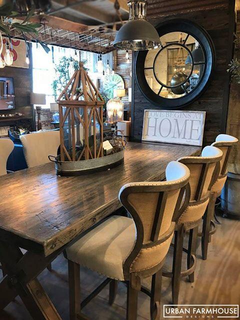 Urban Farmhouse Designs--Love begins at home.