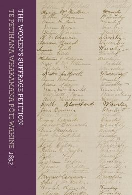 In 1893 New Zealand became the first country in the world with universal suffrage: all New Zealand women had the right to vote. This achievement owed much to an extraordinary document: the 1893 Women's Suffrage petition. See if it is available: http://www.library.cbhs.school.nz/oliver/libraryHome.do