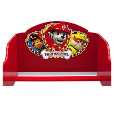 Delta Children Nick Jr. Paw Patrol Wood Toddler Bed,