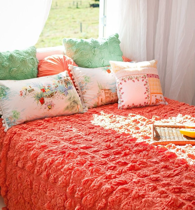 coral bedroom curtains 25 best ideas about coral bedspread on coral 11263