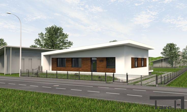 TarcH - Moderný bungalov 1