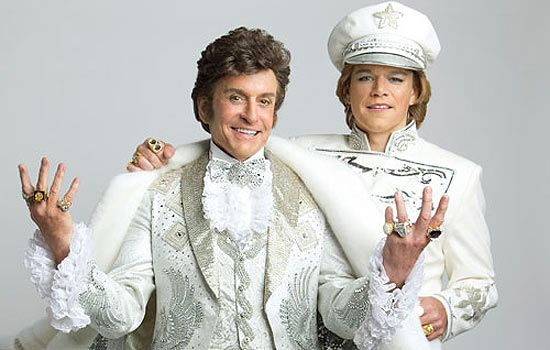 Behind the Candelabra TV premiere: Liberace and Scott Thorson film watched by 2.4 million in US