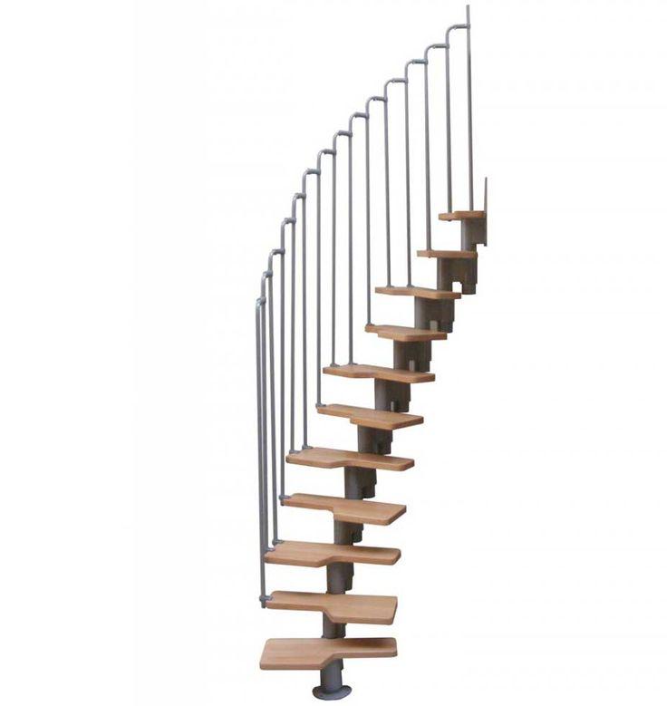 1000 id es sur le th me escalier modulaire sur pinterest - Escalier colimacon prefabrique ...
