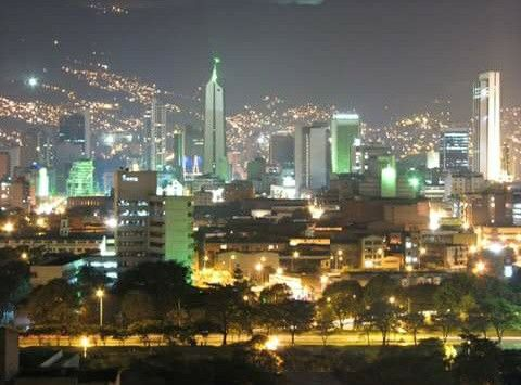Mi hermosa Medellin