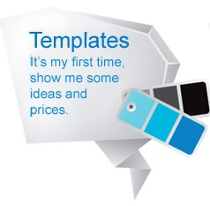 Let us help you with your print/printing design... use one of our online templates to design all your basic office stationery.