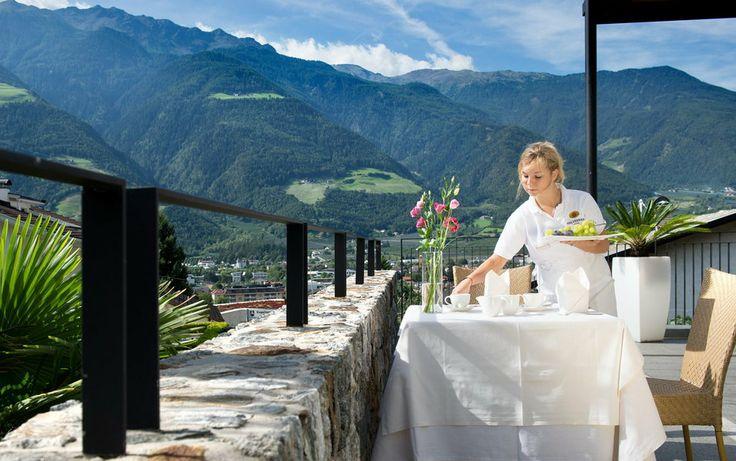 Hotel Belvedere - Hotel Belvedere in Naturns bei Meran