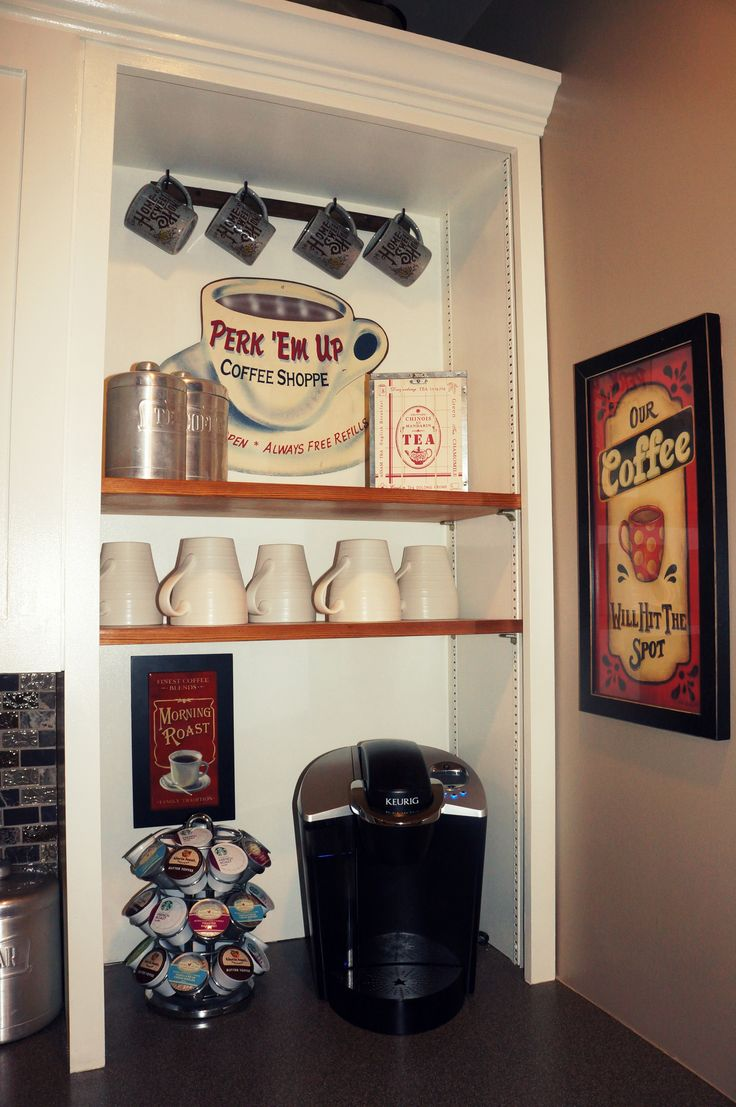 19 Best Images About Coffee Corner On Pinterest Shelves Coffee Corner And Cake Platter