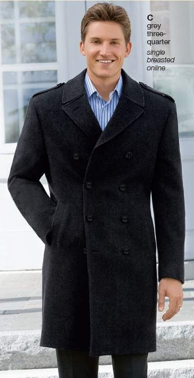 Brady Ervin for Jos A. Bank (2012)