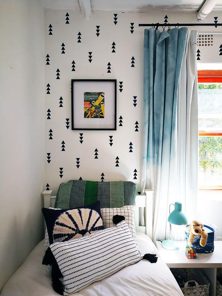 room makeover in small budget   | www.homeology.co.za  #decor #homedecor #interiors #makeover #renovate #DIY