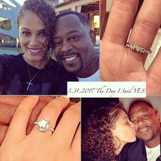 "Martin Lawrence Girlfriend Now - Roberta Moradfar  Who is Martin Lawrence's girlfriend now? Roberta Moradfar is the comedian's new fiancée. She recently posted a picture of her beautiful engagement ring on Instagram. The image below shows that Martin got a ""M"" ""R"" on the inside of the ring. The initials surround a heart representing the love they have for each other.  Roberta Moradfar is an Advanced Aesthetics Nurse Practitioner  Martin is stomping with the big dogs. Moradfar is an Advanced…"
