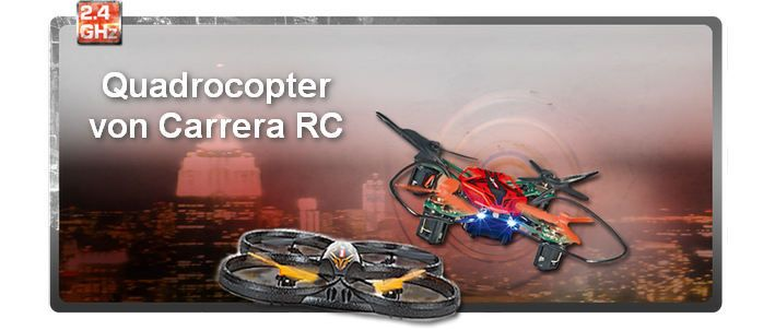 Carrera RC - Quadrocopter Flotte - Carrera RC - Quadrocopter #quadrocopter #carrera-rc