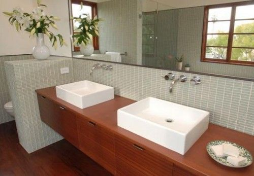 Two sinks are better than one