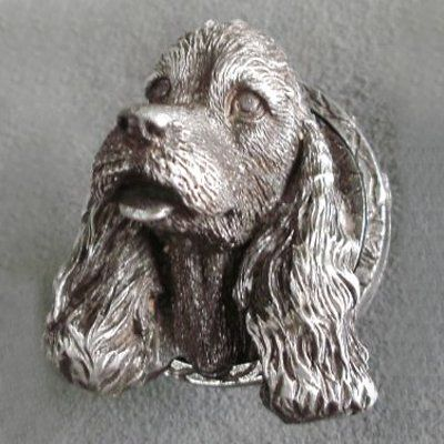Apologise, Cocker spaniel rubber latex mold can defined?