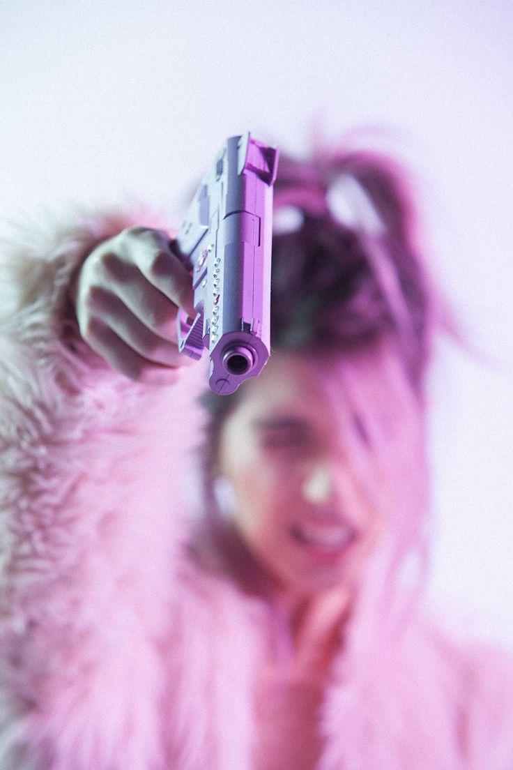 part Charlie's Angel/ Bond girl in 'killing them softly' by João Neto (Brazil)- Fashion Grunge  http://fashiongrunge.com/2016/11/13/killing-them-softly-by-joao-neto/