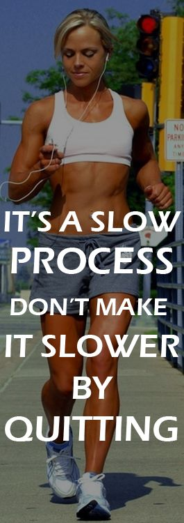 DON'T QUIT ON YOURSELF... You're getting to your weight loss goal... It just takes time. http://www.onesteptoweightloss.com/lose-weight-quick-3-day-detox #3DayWeightLoss