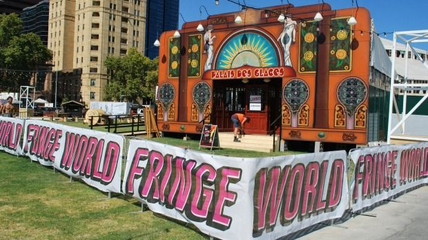 Fringe is the most popular event on the Perth arts calendar, and the third largest Fringe event in the world.