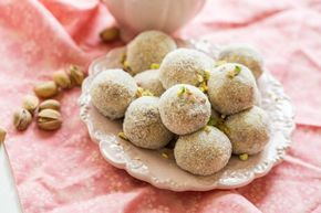 Meruňkové kuličky s mandlemi | Svět zdraví - Oficiální stránky