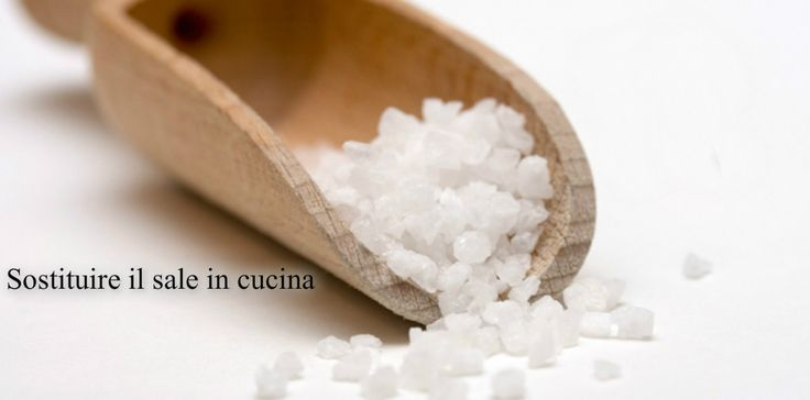 Come sostituire il sale in tavola