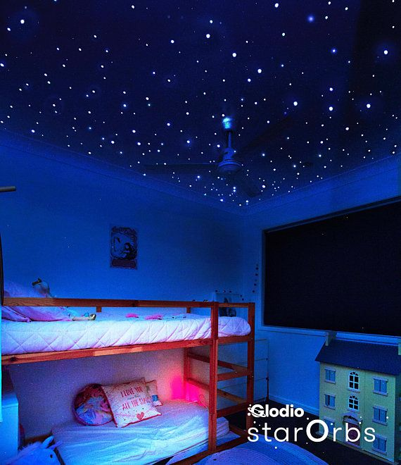 Glow In The Dark Star Ceiling Stars Great To Stick On Galaxy Wallpaper Need For With Glodio Starorbs You Can Create An Amazing