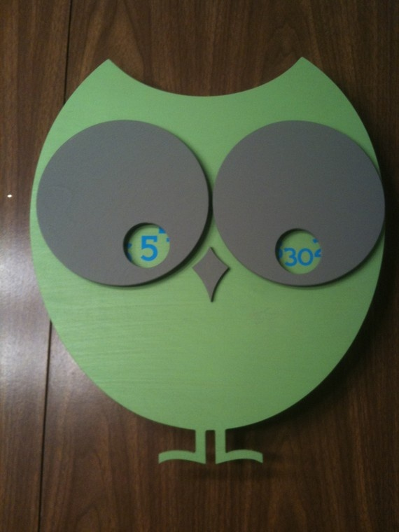 Hoos O'clock $65, kind of adorable?