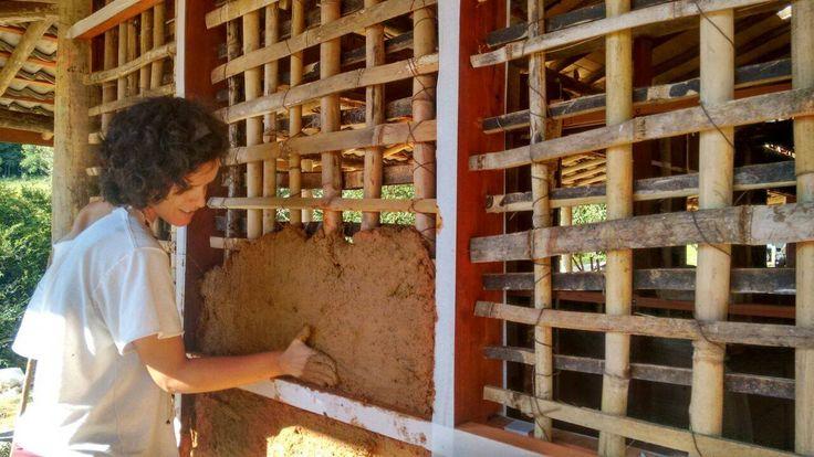 Templo budista em SP convoca voluntários para vivência de bioconstrução  A ideia é realizar uma troca entre aqueles que desejam aprender técnicas de construção sustentável.