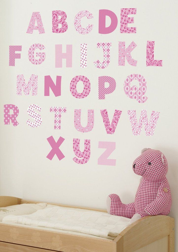 Best  Alphabet Wall Decals Ideas On Pinterest Love Wall - Vintage wall decals
