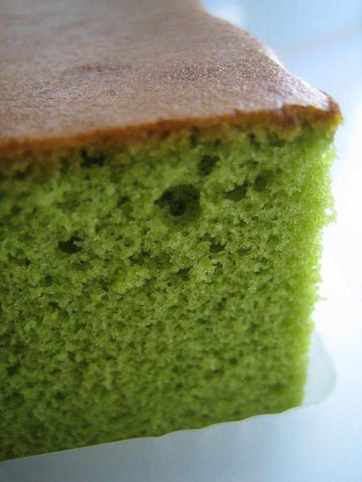 Opskrift på bladankage (Grøn giftkage) - opskrift-kage.dk