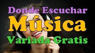 Musica Variada Para Escuchar Gratis Online Mp3 Musica Variada Para Escuchar o Descargar Gratis 2016