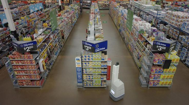 For retailer, out-of-stock items are a big problems since businesses are missing out on sales every time a shopper is unable to buy a product for that reason. Walmart has been testing shelf-scanning robots in a handful of stores and half declared the robots would not replace workers and should not affect employee headcounts within stores. They are 50% more productive than actual human employees and can scan shelves significantly more accurately as well as three times faster. DannielleH 10/29
