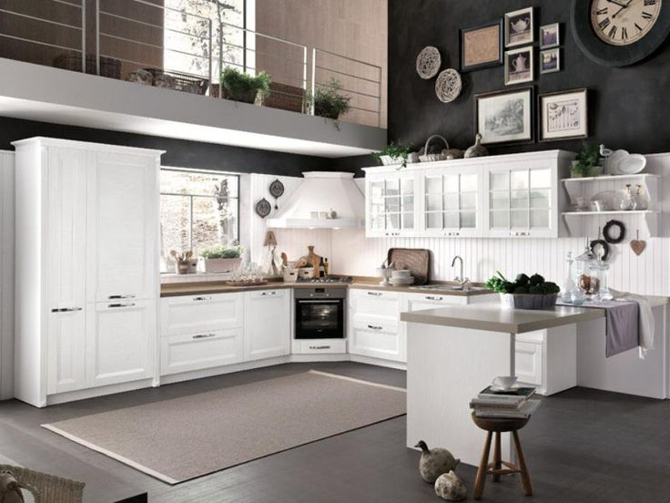 Wooden Kitchen BEVERLY   Stosa Cucine
