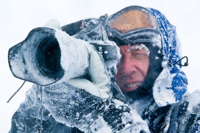10 советов для зимней фотосессии на открытом воздухе