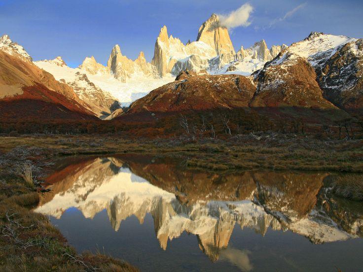 Los Glaciares - Argentina - Patrimônio da Humanidade da Unesco