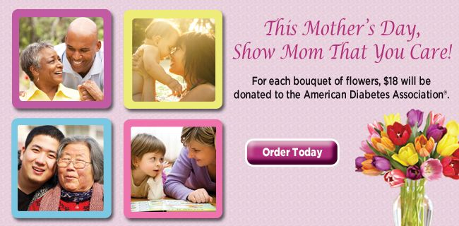 ADA Mother's Day Campaign 2012